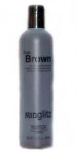 Biosilk Sunglitz True Brown Shampoo  1275 oz