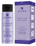 Alterna Caviar Styling AntiAging NonAerosol Mousse  3oz