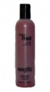 Biosilk Sunglitz Copper Red Shampoo  34oz