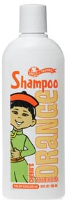 Chehn's Orange Shampoo 10oz