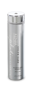 Kenra Platinum Color Care Shampoo for FineThin hair 101oz