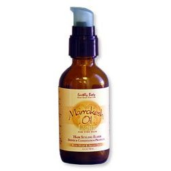 Earthly Body Marrakesh Oil Light For Fine Hair hair styling elixir 2oz