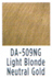 Dream Age Socolor DA509ng Light Blonde Neutral Gold