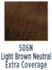 Socolor Color 505  Medium Natural Brown