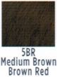 Socolor Color 5BR  Medium Brown Brown Red  3oz