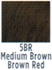 Socolor Color 5BR Medium Brown Brown Red