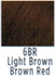Socolor Color 6BR Light Brown Brown Red