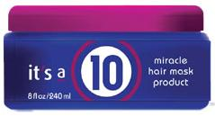 Its a 10 Ten Miracle Hair Mask  80oz