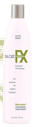 Sudzz FX Nyrvana Cleansing Treatment  33 oz