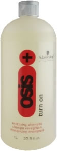 Osis Turn On Shampoo 85 oz