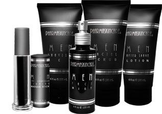 PharmaSkinCare Men's Line