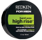 Redken for Men Hard Wax High Rise  17oz