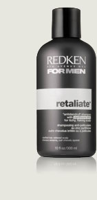 Redken for Men Retaliate AntiDandruff Shampoo  101oz