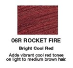 Redken Shades EQ Color 06R Rocket Fire  2oz