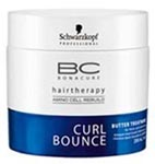 Schwarzkopf Bonacure Hairtherapy Curl Bounce Butter Treatment  68 oz