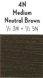 Scruples TrueIntegrity Color 4n   Medium Neutral Brown    205oz