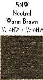 Scruples TrueIntegrity Color 5NW   Neutral Warm Brown   205oz