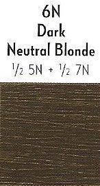 Scruples TrueIntegrity Color 6N   Dark Neutral Blonde   205oz