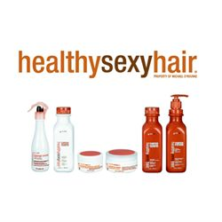 Healthy Sexy Hair Pumpkin