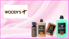 Woodys for Men Hair Products