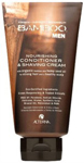 Alterna Bamboo Men Nourishing Conditioner and Shaving Cream  85 oz