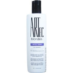 Artec White Violet Color Depositing Shampoo 8 oz