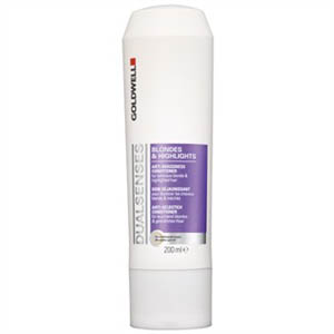 Goldwell DualSenses Blondes  Highlights AntiBrassiness Conditioner