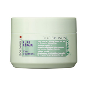 Goldwell DualSenses Green Pure Repair 60 sec Treatment  67 oz