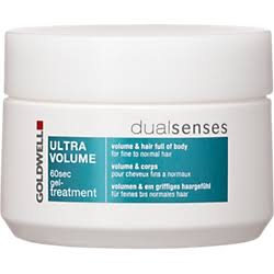 Goldwell DualSenses Ultra Volume 60sec GelTreatment  676oz