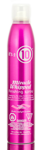 Its a 10 Miracle Whipped Finishing Spray 10 oz