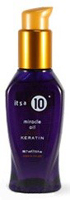 Its a 10 Ten Miracle Oil Plus Keratin  3 oz