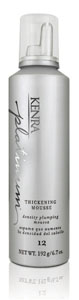 Kenra Platinum Thickening Mousse 12  67 oz
