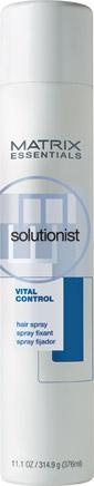 Matrix Essentials Solutionist Vital Control Hair Spray  11 oz