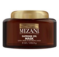 Mizani Supreme Oil Satin Creme Moisturizing Mask  8 oz