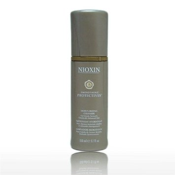 Nioxin Smoothing Protectives Moisturizing Cleanser
