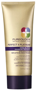 Pureology Perfect 4 Platinum Cool Blonde Enhancing Treatment 34 oz
