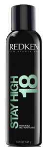 Redken Stay High 18 High Hold Gel to Mousse 52 oz