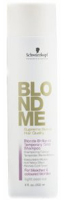Blond Me Brilliance Temporary Color Shampoo Ice 8 oz