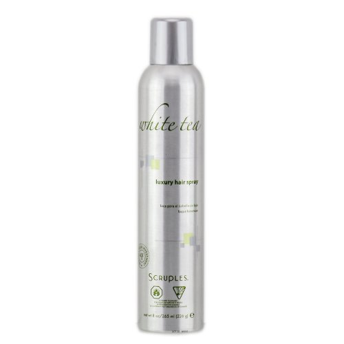 Scruples White Tea Luxury Hold Hair Spray  8oz
