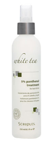 Scruples White Tea 5 Panthenol Treatment 85oz