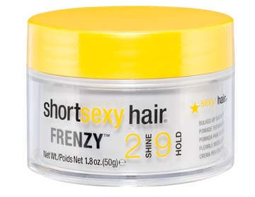 Short Sexy Hair Frenzy BulkedUp Texture Compound 18 oz