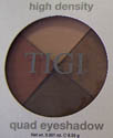 Tigi Bed Head High Density Eyeshadow Quad Eyeshadow Love Affair