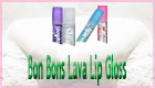 Bon Bons Flavored Lava Lip Gloss