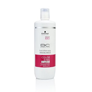 Bonacure Hairtherapy Color Save Silver Shampoo - 33.8-Bonacure Hairtherapy Color Save Silver Shampoo