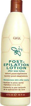 GiGi Post-Epilation Lotion After Wax Lotion 16 oz-GiGi Post-Epilation Lotion After Wax Lotion