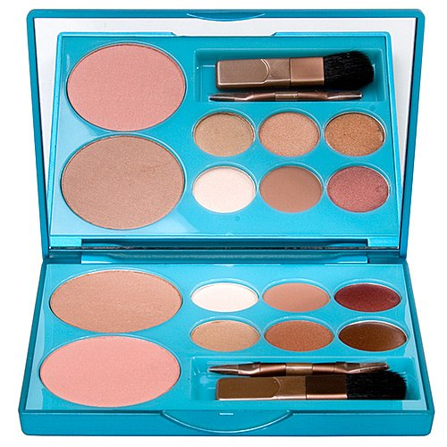 Joey New York SoBe Sun Kissed Bronzing Make Up Palette-Joey New York SoBe Sun Kissed Bronzing Make Up Palette