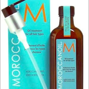 MoroccanOil Treatment with Pump 4.23 oz-MoroccanOil Treatment with Pump