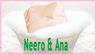Neero & Ana Organic Satin Pillowcases
