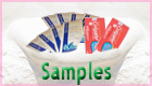 Samples Travel and Trial Sizes