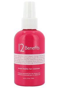 12 Benefits Hair Treatment Spray 6 oz